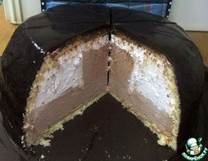 Рецепт: Торт Император