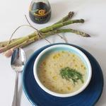 Очень быстрый сливочный суп