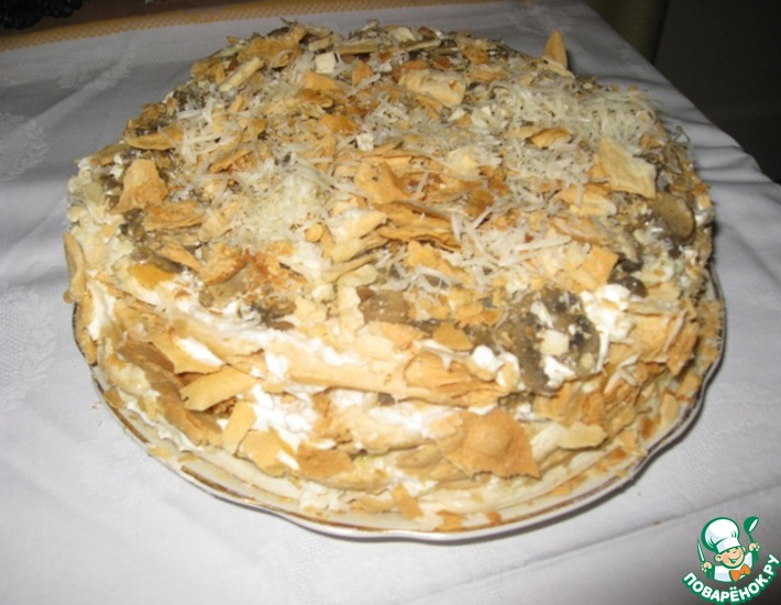 армения мастер класс наполеон торт рецепт