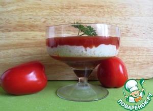 Рецепт Рыбный майонез в остром томатном мармеладе
