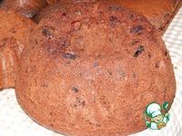 Шоколадный кулич ингредиенты