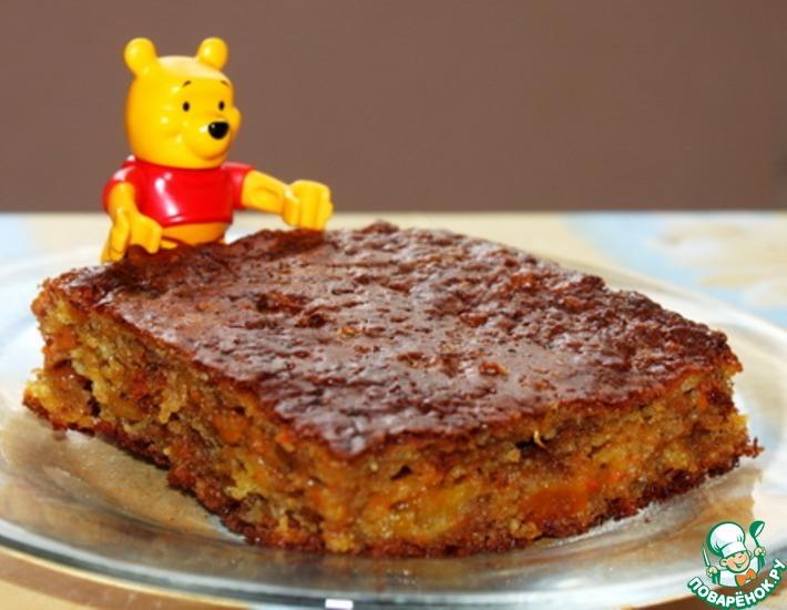 Рецепт: Пирог Винни-Пух