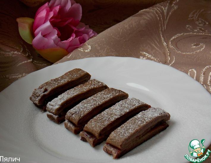 """Десерт бананово-медовый """"Полезный"""" – кулинарный рецепт"""