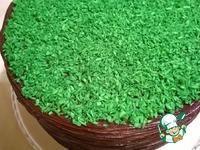 Торт Пасхальное лукошко ингредиенты