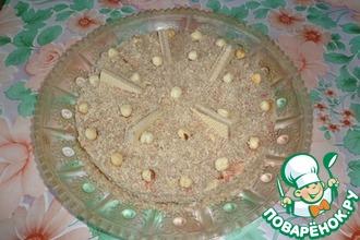 Рецепт: Торт Нежный вкус