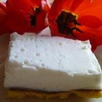Песочный пирог с суфле  Неженка