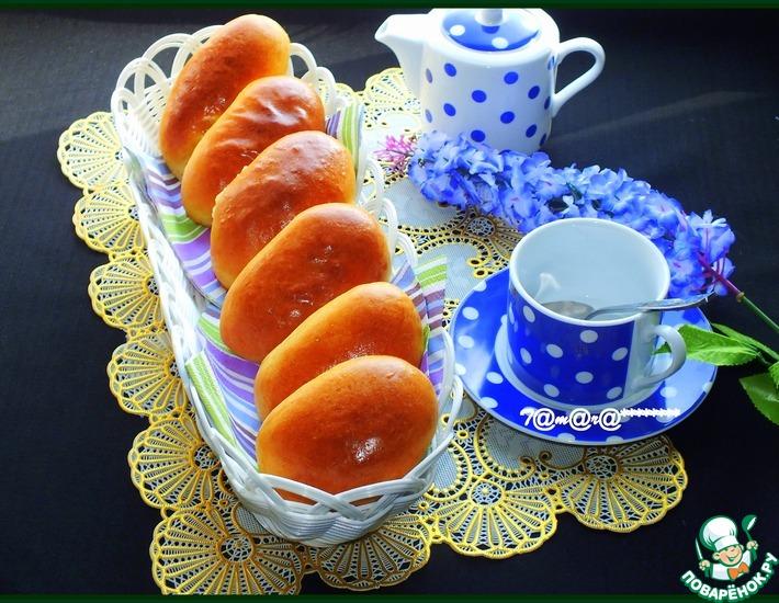 Рецепт: Пирожки Скороспелочки