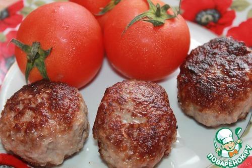 Очень вкусные котлетки – кулинарный рецепт