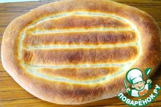 Рецепт: Армянский хлеб Матнакаш