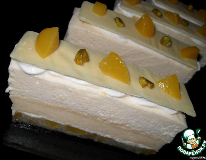 Рецепт: Пирожное Люмьер