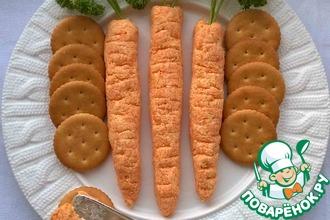 Рецепт: Закуска Морковка