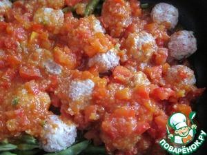 Польпетты с рикоттой – кулинарный рецепт