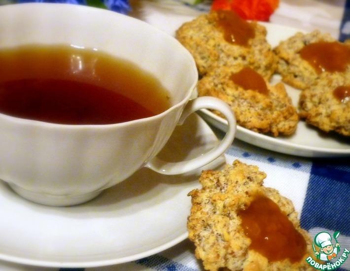Рецепт: Печенье Анюта