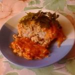 Рисовые тефтели в томатно-сметанном соусе