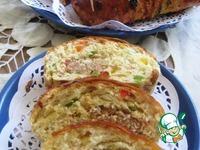 Голландский пасхальный хлеб ингредиенты