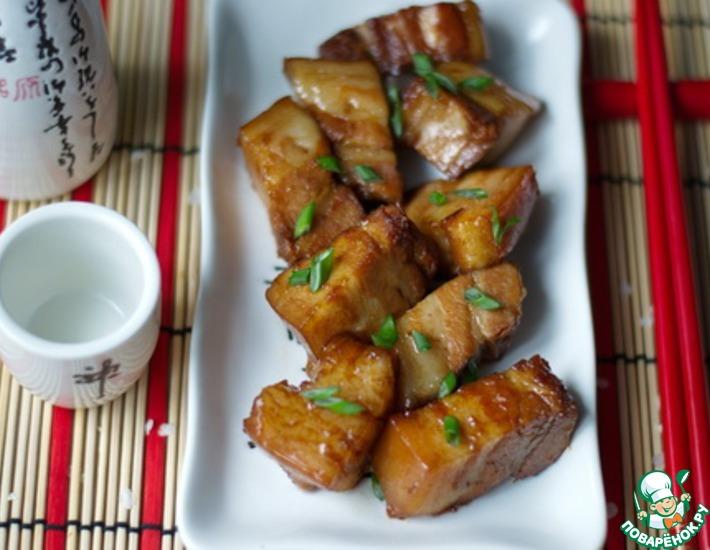 Рецепт: Свинина по мотивам окинавского