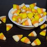 Печенье Сладкая кукуруза для Хэллоуина