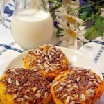 Сырники Полезный завтрак