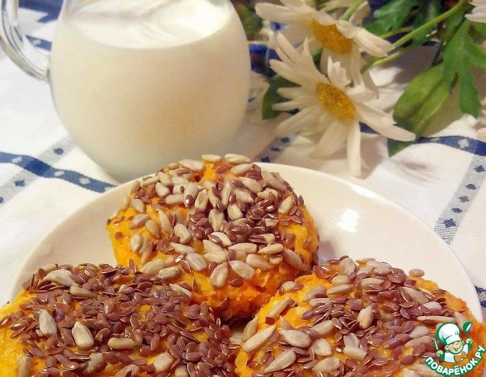 Рецепт: Сырники Полезный завтрак