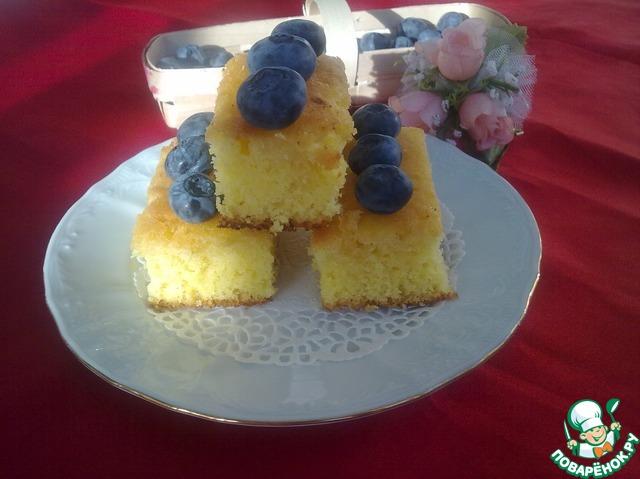 Фото пирожное с чаем