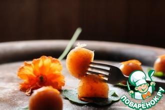 Рецепт: Мармелад из фруктового жмыха