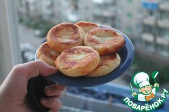 Рецепт: Запеченные сырники