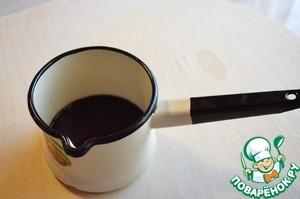 2. Добавить сахар и прокипятить, убрать пену, желательно сок процедить через несколько слоев марли. ( чтоб сок был как можно прозрачнее).