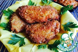 Рецепт: Очень вкусные куриные крылья