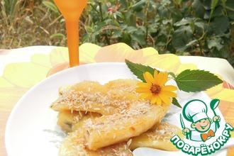 Рецепт: Десерт из бананов по-тайски