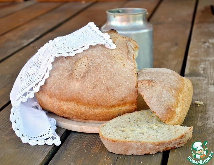 Рецепт: Кабачковый хлеб с сыром