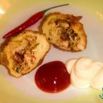Куриные пирожки-coxinha Бразилиа