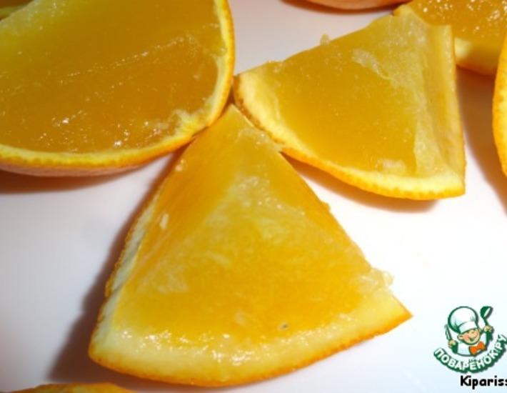 Рецепт: Загадочные апельсины