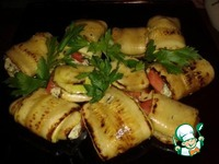 Кабачки а-ля баклажаны ингредиенты