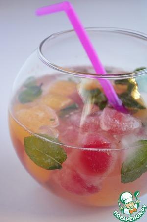 Рецепт Напиток ультра освежающий