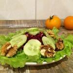 Салат польза свеклы