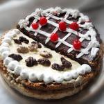 """Торт """"Ореховая лакомка или 2 в 1 """""""
