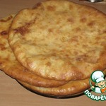 Осетинские пироги Картофыджын