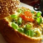 Закрытый бутерброд Вуаля