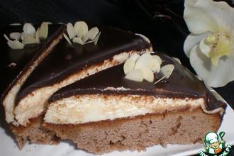 Рецепт: Пирожное Ву-Зет