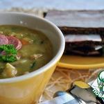 Снерт-голландский гороховый суп