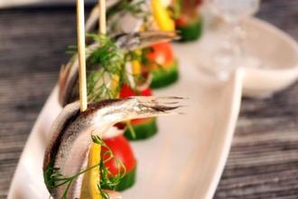 Рецепт: Килька балтийская с овощами