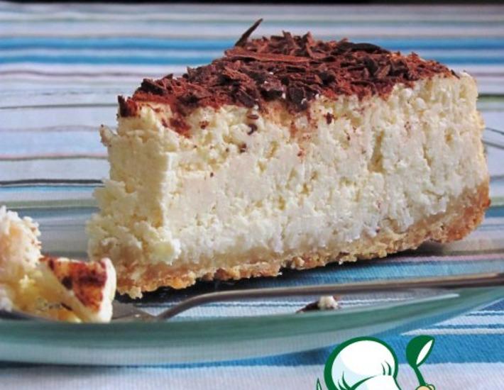 Рецепт: Творожный торт МегаКокос