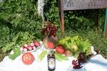Овощи, фрукты и  Kikkoman, пользу оценит каждый гурман!