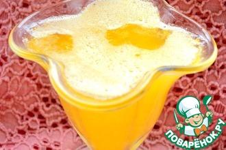 Рецепт: Мусс апельсиновый