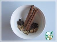 Пряное вишневое варенье ингредиенты