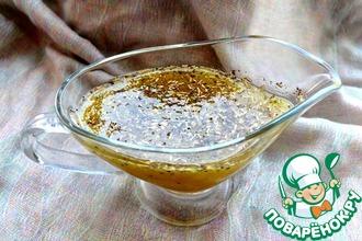 Рецепт: Фруктовый маринад Апельсин+киви