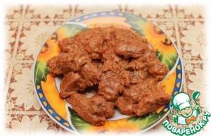 Рецепт Бефстроганов из говядины