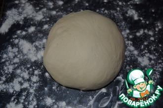 Рецепт: Тесто для пельменей и вареников