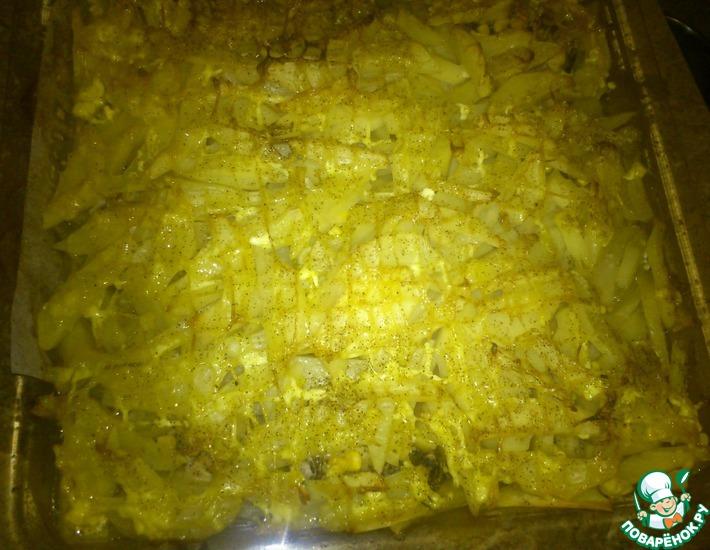 Рецепт: Картошечка от мамы