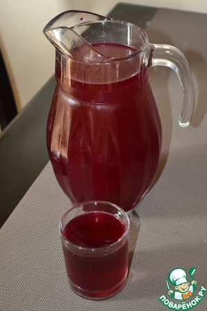 Beet kvass for all occasions